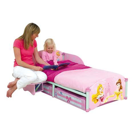 disney princess toddler bed disney princess storytime toddler bed mattress bnib ebay