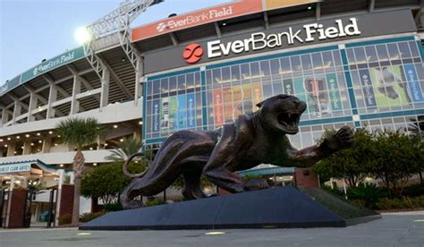 Jaguars Stadium Name Jaguars No Discussions On Everbank Field Name