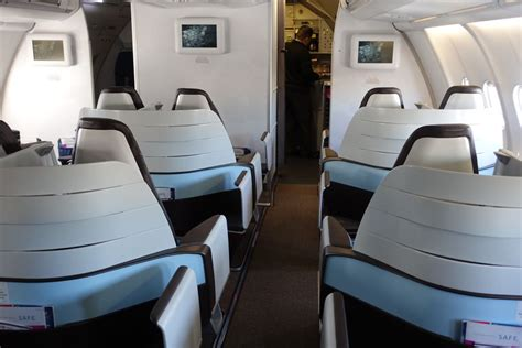 Mid Century Traditional by First Look New Hawaiian Airlines Lie Flat Premium Cabin