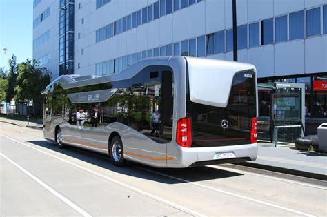 Volkner Mobil Performance by Weltpremiere Mercedes Benz Future Bus Mit Citypilot