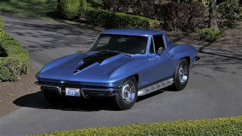 1967 chevrolet corvette l88 coupe factory side exhaust