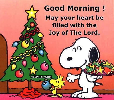 religious christmas snoopy good morning quote pictures   images  facebook tumblr