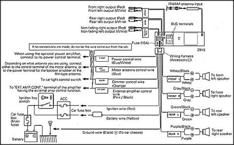 car stereo kenwood kdc 248u wiring diagram car get free