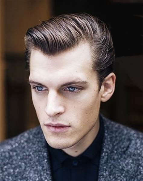 best mens hair styles for slim faces 50 best hairstyles and haircuts for men with thin hair