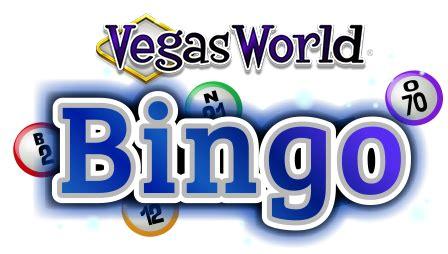 free bingo | vegas world