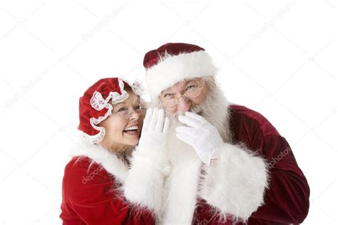 christmas santa and mrs claus stock photo 169 jbryson