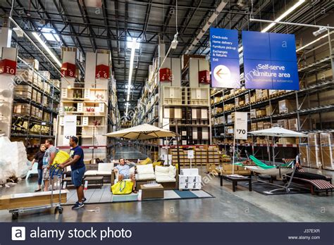 Moa Furniture Stores Ikea Store Warehouse Stock Photos Ikea Store Warehouse