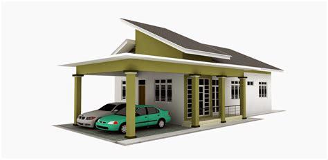 kos pembinaan rumah ini membina rumah impian contoh rumah banglo setingkat terkini desainrumahid com