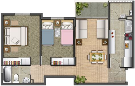 home plan 3d house plans home building plans construction plans recoleta 5200 3d floor plans