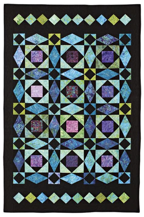 Sue Bouchard Quilt In A Day by At Sea Eleanor Burns Signature Patterns