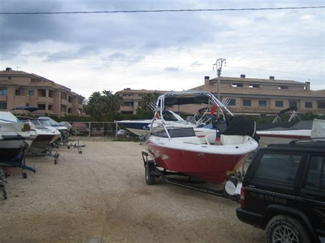 boat license javea secure storage for your boat and jetski in javea on the