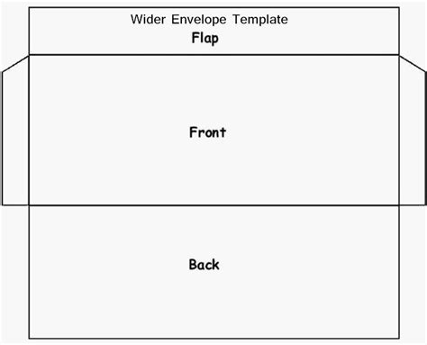 printable envelope template how to create a unique envelop template roiinvesting