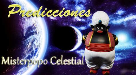 mister popo celestial predicciones predicciones mister popo celestial 2015