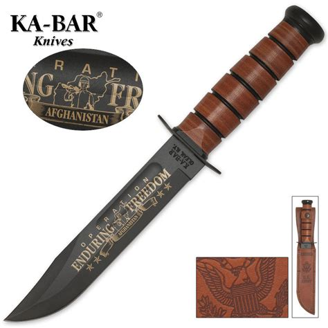 us army kabar kabar oef afghanistan us army budk knives swords