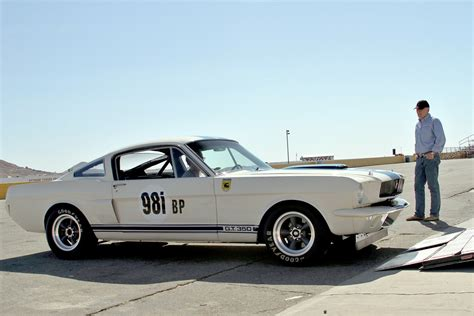 shelby mustang original original venice crew debuts irs ified shelby gt350r