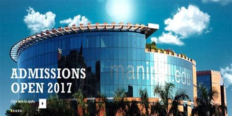 Manipal Mba 2017 by Manipal Ug Entrance Test The College