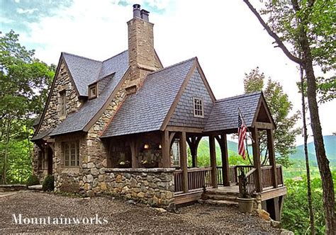 small stone cottage house plans nice small cottage rustic style for the home