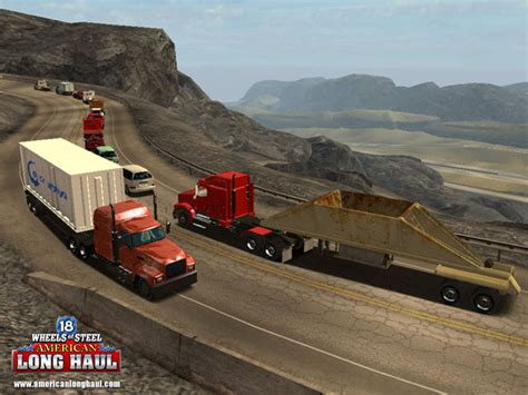 Truck Driving 18 Wheels Of Steel Scs Software Developer Of Truck Driver