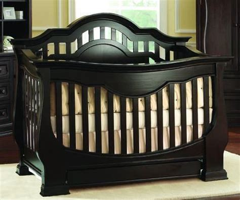 baby appleseed beaumont crib espresso buy buy baby converts  toddler day bed   full