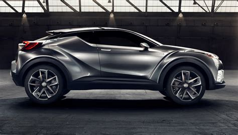 toyota c hr could be your next small crossover suv