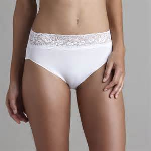 enchanted edge women s lace trimmed brief panties