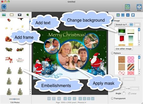 collagefactory helps you find out best christmas card ideas