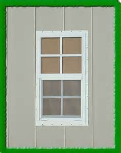 Shed Windows 14 Quot X27 Quot Window For Shed Playhouse Barn Storage