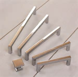 Contemporary Kitchen Cabinet Hardware Pulls Contemporary Mid Century Or Transitional Stone Harbor