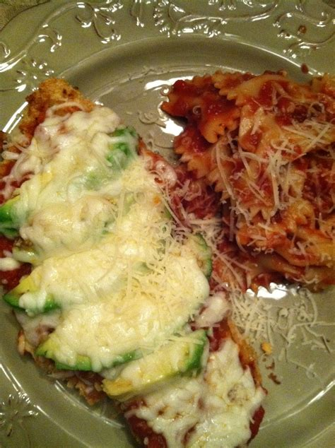 jo s veal parmigiana avocado chicken parmigiana sloppy jo s