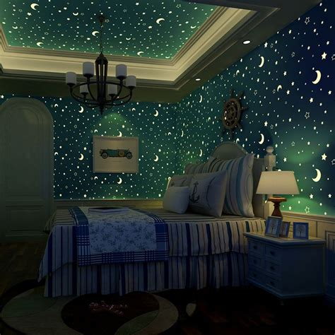star wallpaper bedrooms 25 melhores ideias de decora 231 227 o quarto de bebe barato no