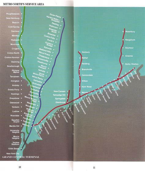 metro harlem line map tuesday tour of metro a new system map i ride the