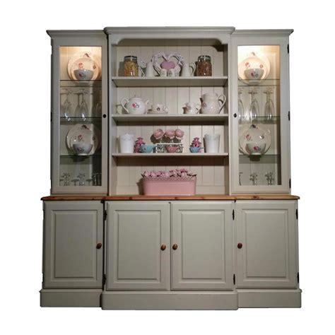 large ducal pine farmhouse kitchen dresser shabby