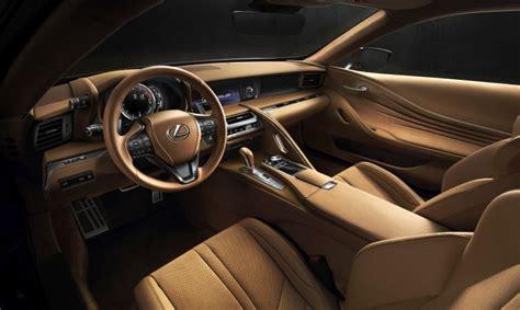 interior design    lexus lc  lexus