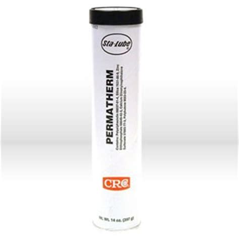 Rotary Synthetic Hi Temp Grease superior industrial supply sl3580 crc sta lube permatherm high temp synthetic grease 14 oz