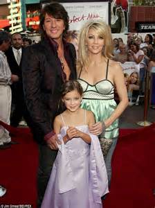 guitarist richie sambora admits ex wife heather locklear