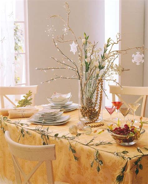 decoration tables 50 christmas table decorating ideas for 2011