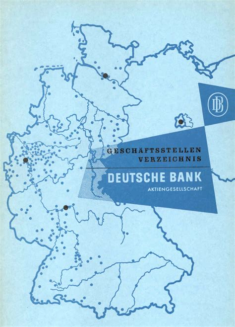 Deutsche Bank Locations
