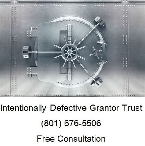 intentionally defective grantor trust diagram intentionally defective grantor trust for estate asset protection attorney in ut article