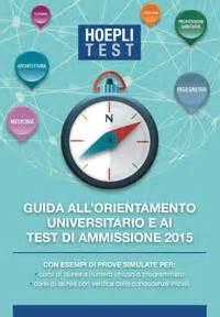 simulazione test professioni sanitarie gratis hoeplitest it guida all orientamento