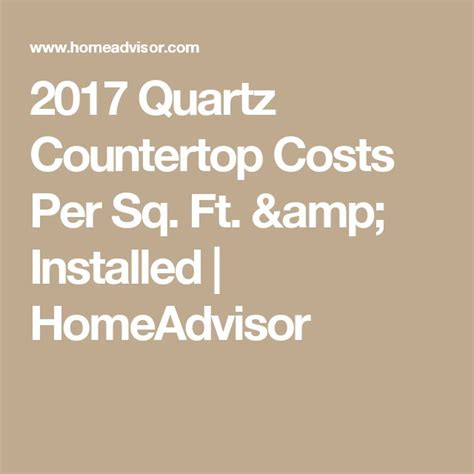 how much do cabinets and countertops cost best 25 quartz countertops cost ideas on