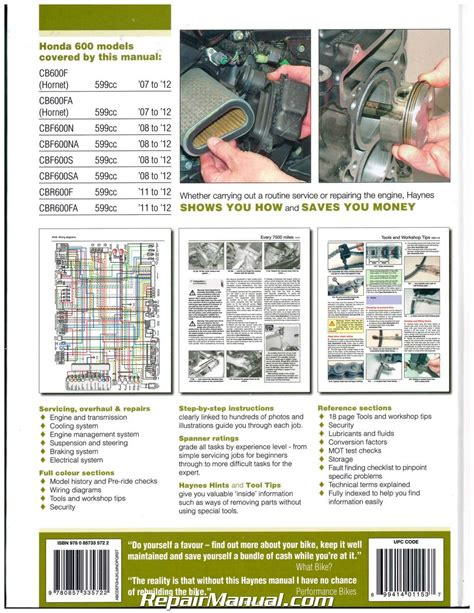 service manual do it yourself repair and maintenance 1993 chevrolet blazer service manual do honda cb600f hornet cbf600 cbr600f 2007 2012 haynes repair manual
