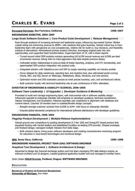 resume objective exles software engineer resume ixiplay free resume sles