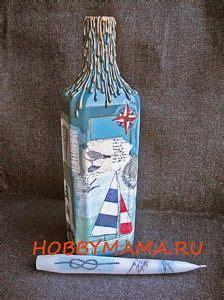 decoupage candle tutorial bottles jars boce tegle i to on pinterest 513 pins