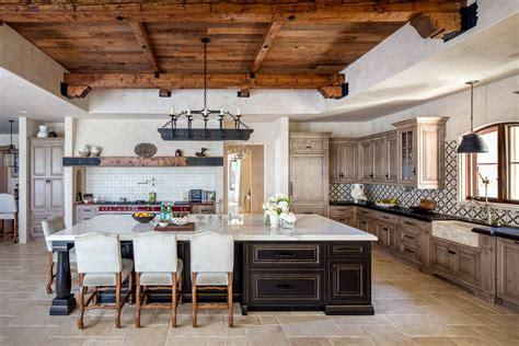 charming mediterranean kitchen designs