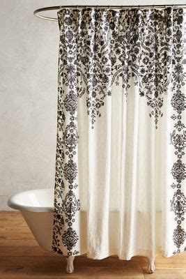 oakbrook shower curtain anthropologie