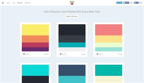 color hunt color hunt alternatives and similar software