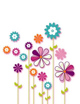 imagenes de mariposas y flores en caricatura flores png pesquisa google desenhos escolares
