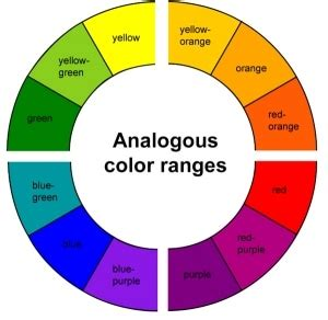 analagous colors how to use color theory to create stunning photos dam