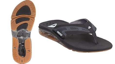 reef sandals with flask reef xs1 sandals has a bottle opener shock absorption
