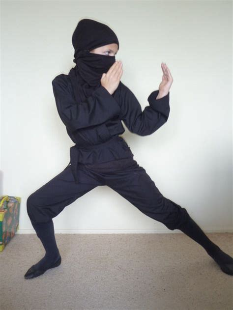 halloween  ninja diy ninja costume ninja halloween